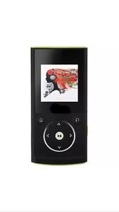 Vidao FL818FM 8GB MP3 & Video Player & FM Stereo  Rechargeable Battery