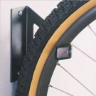 "Racor Bike Hanger  PIW-1R   5"" H x 2-1/4"" D  Black Metal 50 lb Limit"