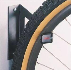 """Racor Bike Hanger  PIW-1R   5"""" H x 2-1/4"""" D  Black Metal 50 lb Limit"""