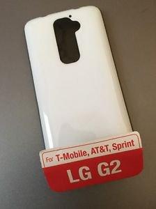 Body Glove Splash Case for LG G2 Hard Case Att T-Mobile Sprint White w/ Grey