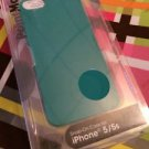 PointMobl Case for Apple iPhone 5/5S Snap On Case Teal Cover By RadioShack