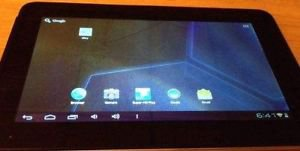"Jazz Ultratab 7"" Tablet C725 Android Tablet -PLEASE READ-"