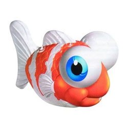 I rub my Fishie