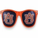 "SWW20828SG - THE AUBURN UNIVERSITY ""AU"" LOGO ORANGE SUNGLASSES"