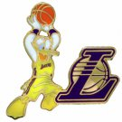 SWW21002P - LAKERS  DONALD DUCK PIN