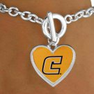 SWW15239B - UNIVERSITY OF TENNESSEE AT CHATTANOOGA MOCS BRACELET
