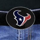 "SWW17762BK - HOUSTON ""TEXANS"" LOGO  BELT BUCKLE"