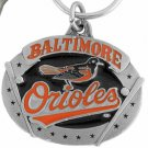 SWW16889KC - BALTIMORE ORIOLES KEY CHAIN