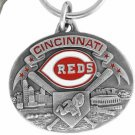 SWW16787KC - CINCINNATI REDS KEY CHAIN