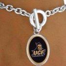 "SWW13891B - LICENSED UNIVERSITY OF CENTRAL FLORIDA ""KNIGHTS"" LOGO BRACELET"