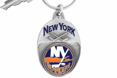 SWW16004KC - NEW YORK ISLANDERS KEY CHAIN