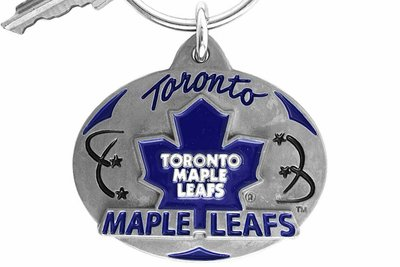 SWW15972KC - TORONTO MAPLE-LEAFS KEY CHAIN