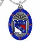SWW14960KC - NEW YORK RANGERS LOGO KEY CHAIN