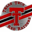 SWW15162P - TEXAS TECH UNIVERSITY RED RAIDERS PIN