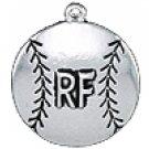 """SWW1503-RFSC - """"SOFTBALL BALL - RIGHT FIELD"""""""