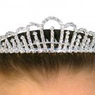 SWW10015T - BEAUTIFUL AUSTRIAN CRYSTAL TIARA