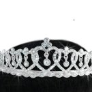 """SWW16579T - """"CONNECTED AT HEART""""GENUINE AUSTRIAN CRYSTAL TIARA"""
