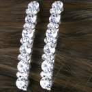 SWW13287HJ - GENUINE AUSTRIAN CRYSTAL TWO-PIECE HAIR CLIP SET
