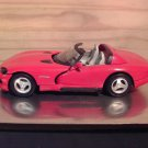 1992 Dodge Viper RT10 1:25 Scale Model in Red