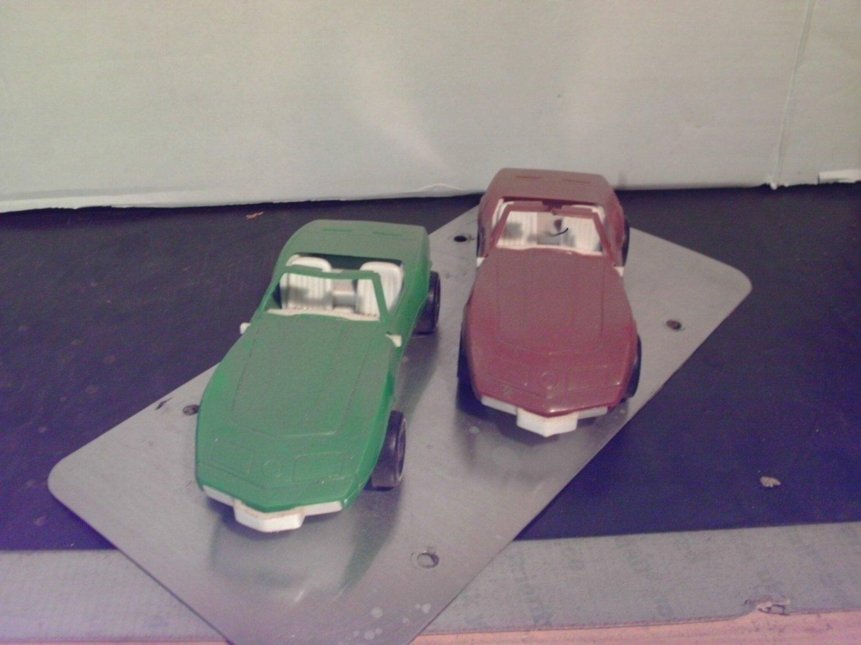 1970s Chevrolet Corvette cars by Gay Toys