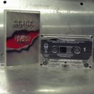 AC/DC - The Razor's Edge Cassette Tape A1-7
