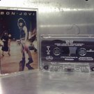 Bon Jovi - Self-titled Cassette Tape A1-30