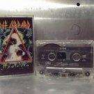Def Leppard - Hysteria Cassette Tape A1-74