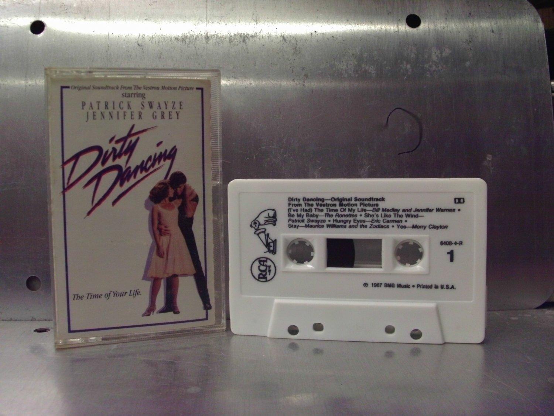 Dirty Dancing - Original Soundtrack Cassette Tape A1-77
