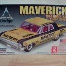 Lindberg 1964 Dodge 330 Maverick Model Kit in 1/25 scale - 72174