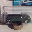 2017 Maisto 1:64 BMW Mini Cooper S in Green Carded