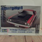 Revell 1970 Dodge Challenger T/A 2 'n 1 Model Kit Sealed in Box