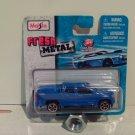 2017 Maisto 1:64 2015 Chevrolet Colorado in Blue Carded 11738