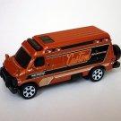 2018 Matchbox Power Grab #18 '95 Custom Chevy Van Mint in Box