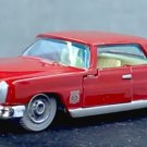 2019 Matchbox 50th Anniversary Superfast #01 '62 Mercedes-Benz 220SE in Red Mint on Card