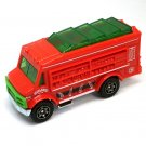 2019 Matchbox #87 MBX Chow Wagon in Red Mint on Card