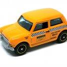 2019 Matchbox #96 1964 Austin Mini Cooper in Yellow Mint on Card