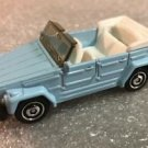 2019 Matchbox #75 1974 Volkswagen Type 181 Thing in Light Blue Mint on Card