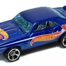 2011 Hot Wheels T9864 '69 Pontiac Firebird Carded 157/244 HW Racing '11