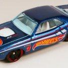 2012 Hot Wheels V5478 '70 Dodge Hemi Challenger Carded 174/247 HW Racing '12
