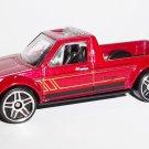2016 Hot Wheels DHR28 Volkswagen Caddy Carded 113/250
