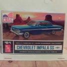 AMT 1961 Chevrolet Impala SS Model Kit Sealed in Box 1013/12