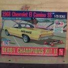 AMT 1968 Chevrolet El Camino Model Kit Sealed in Box AMT1018/12
