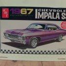 AMT 1967 Chevrolet Impala SS Model Kit Sealed in Box AMT891/12