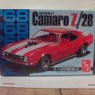 AMT 1968 Chevrolet Camaro Z28 Model Kit Sealed in Box AMT868/12