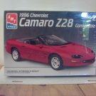 AMT 1996 Chevrolet Camaro Z28 Convertible Model Kit Sealed in Box 8034