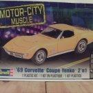 Revell 1969 Chevrolet Corvette Yenko Model Kit Sealed in Box 85-4411