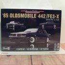 Revell 1985 Oldsmobile 442/FE3-X Model Kit Sealed in Box 85-4446