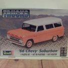 Revell 1966 Chevrolet Suburban Model Kit Sealed in Box 85-4409