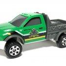 2020 Matchbox #77 Ram Work Truck in Light Green Mint on Card