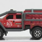 2020 Matchbox #82 Ford F-350 Super Duty in Red Mint on Card